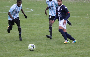 VELAY FC - LE PUY FOOT