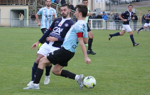 LE PUY FOOT - VELAY FC